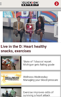 ClickOnDetroit WDIV Local 4 - náhled