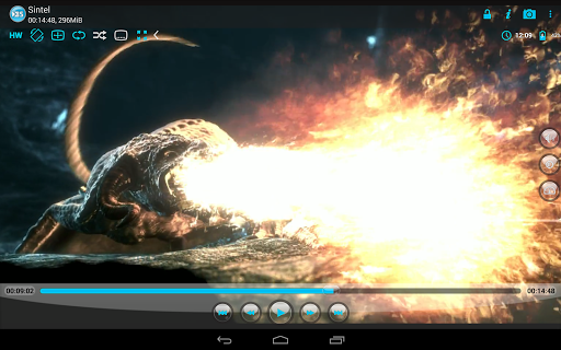BSPlayer lite screenshot 12