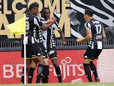 Mamadou Fall prolonge au Sporting Charleroi