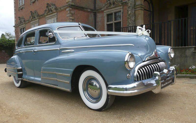 Buick Special Hire Caerphilly