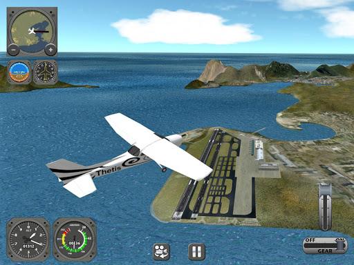 Flight Simulator 2013 FlyWings - Rio de Janeiro apktram screenshots 24