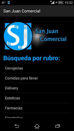 San Juan Comercial