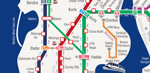 m-Indicator- Mumbai - Live Train Position – Apps on Google Play