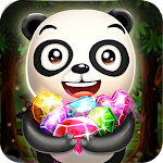 Panda Gems Icon