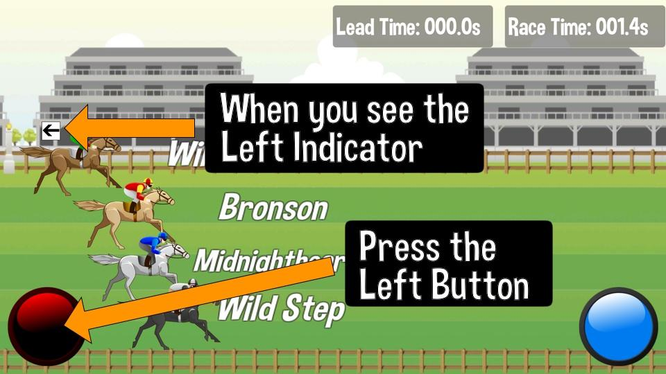 Sprinty Steed Horse Race Game- screenshot