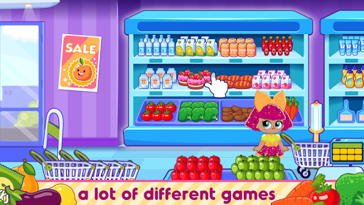 Download LOL Surprise Dolls Games Supermarket Shopping For PC 1
