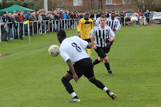 Photo: 17/03/12 v Nottinghamshire Police (Central Midlands League Div South) 4-1 - contributed by Gary Spooner