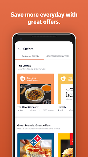 Swiggy Food Order & Delivery screenshot 4