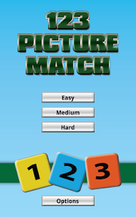 123 Picture Match- screenshot thumbnail