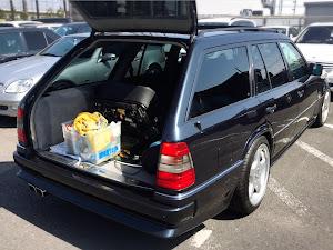 Eクラス ステーションワゴン W124 '95 E320T LTDのカスタム事例画像 oti124さんの2019年05月25日09:09の投稿