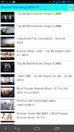 Russian Top Songs 2016