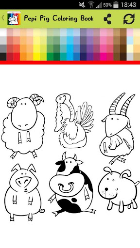 Pepy Pig Color