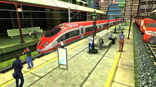 Train Simulator - Free Games  screenshots 12
