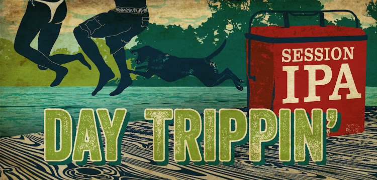 Logo of Swamp Head Day Trippin'