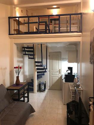 Appartement a louer nanterre - 1 pièce(s) - 22 m2 - Surfyn
