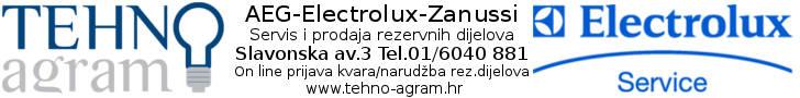Tehno Agram ZAgreb - servis i prodaja rezervnih dijelova