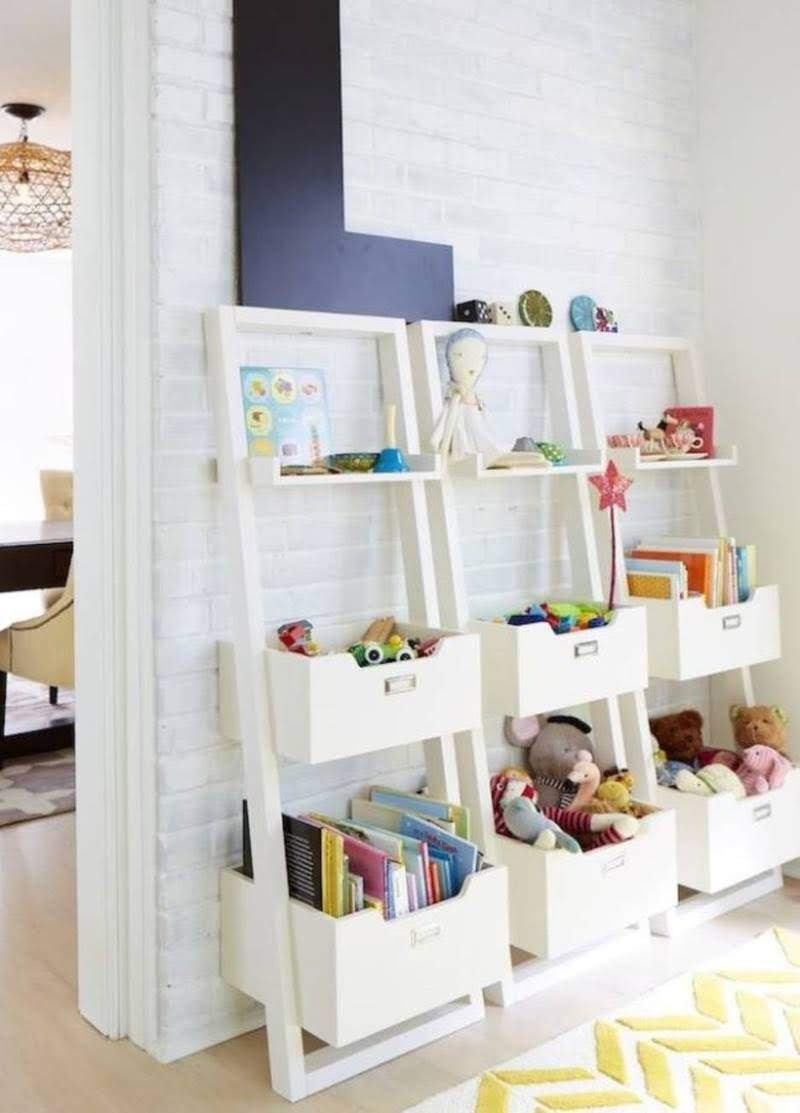 √ 7+1 Toy Storage Ideas DIY Plans In A Small Space [Your Kids Will ...