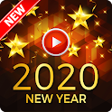 Happy New Year 2020 Live Wallpaper icon