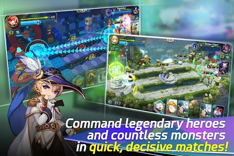 MapleStory Blitz Screenshot