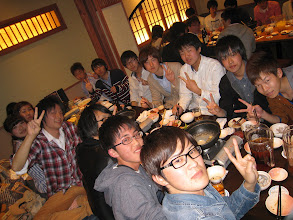 Photo: 米山が新入生にかぶるなんてあってはならないこと。むしろ斉藤に自らかぶれ!