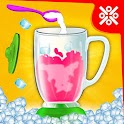 Frozen Ice Juice Cafe icon