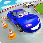 Kids Fun Racing Game 3D 2018 icon