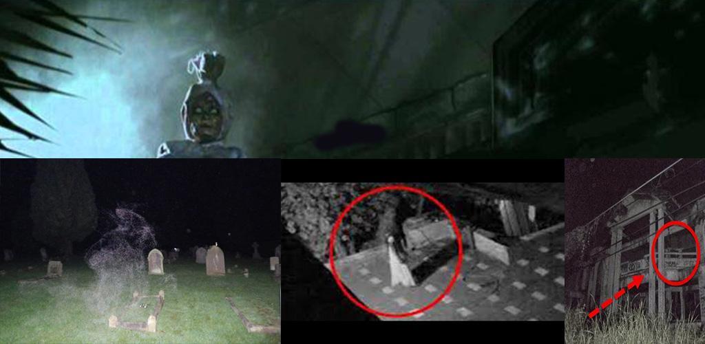 41+ Gambar Hantu Terseram Bergerak HD
