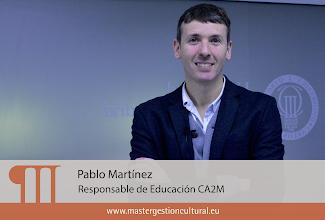 Photo: Pablo Martínez (Módulo de Difusión)