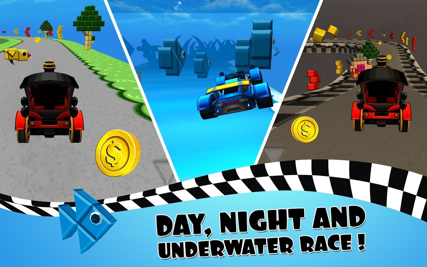 Minicar Champion: Circuit Race- screenshot