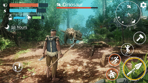 Jurassic Island: Lost Ark Survival  captures d'u00e9cran 2