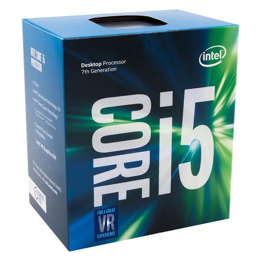 Bộ vi xử lý/ CPU Intel Core i5-7400 (6M Cache, up to 3.5GHz)