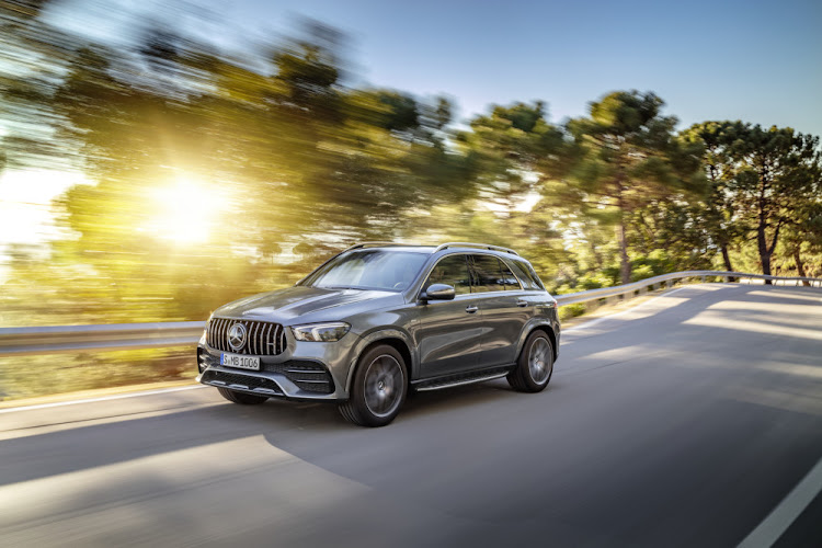 The new Mercedes-AMG GLE 53 4Matic+ is priced at R1,837,000.