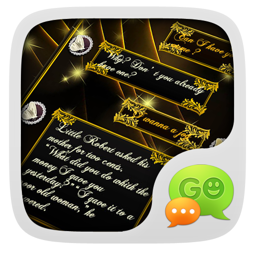 GO SMS GLORY LUXURY ⅡTHEME file APK for Gaming PC/PS3/PS4 Smart TV