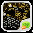 GO SMS GLORY LUXURY ⅡTHEME apk