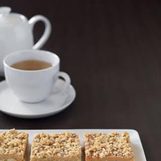 The Lily Pad Café's Caramel Oaty Slice.
