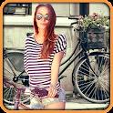 Bike Photo Frames icon