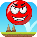 Red Ball Bounce icon