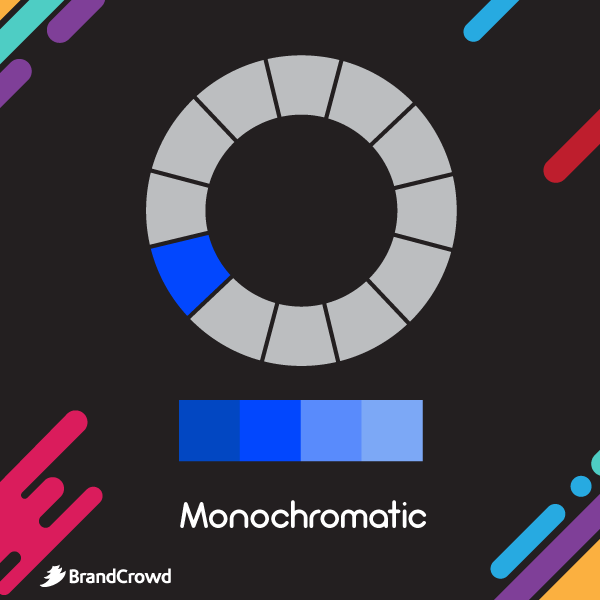 the-image-depicts-the-color-scheme-with-monochromatic-colors