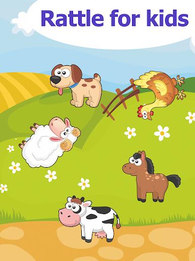 喀嚓免费是最小的孩子 - 儿童教育游戏