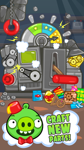 Bad Piggies HD 2.3.5 screenshots 8