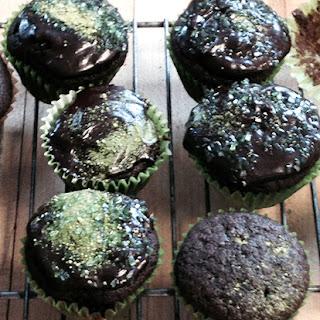 Chocolate Beer Cupcakes