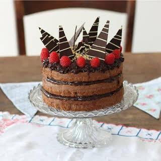 Grandma's Chocolate Cake.