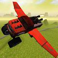 Flying Monster Truck Simulator