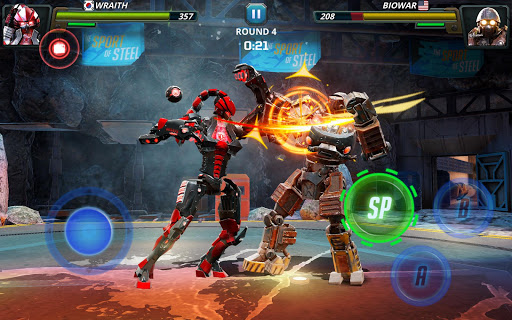 World Robot Boxing 2  screenshots 21