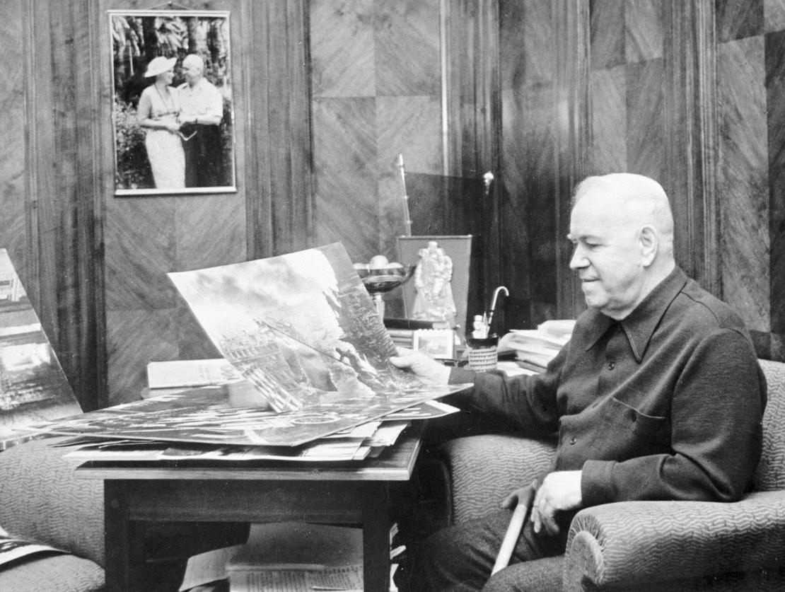 <p>Жуков, 1970 год.</p>