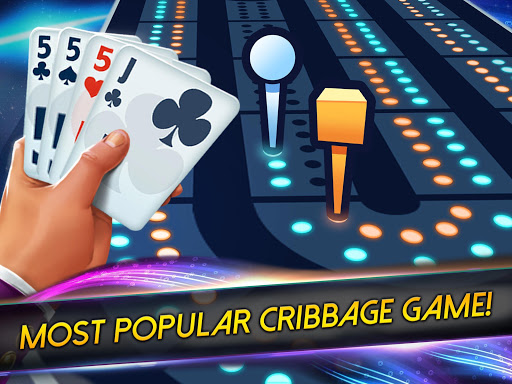 Ultimate Cribbage - Classic Board Card Game apkmr screenshots 8