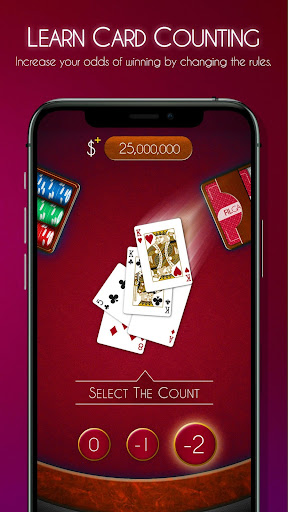 Blackjack! u2660ufe0f Free Black Jack Casino Card Game 1.7.0 screenshots 5
