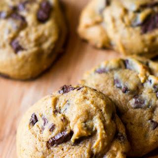 Pumpkin Chocolate Chunk Cookies Recipe
