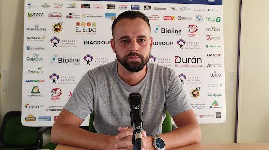 José Fernández, listo para debutar en el Inagroup El Ejido Futsal