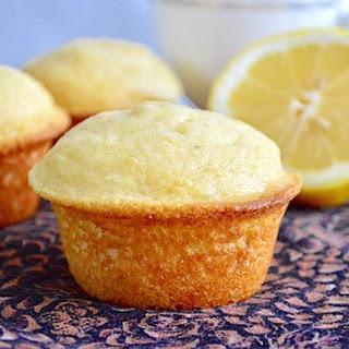 Lemon Lavender Mascarpone Muffins.